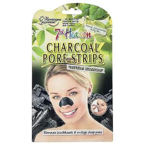 ماسک پاک کننده جوش سرسیاه بینی سون هون بسته سه عددی مدل Charcoal حاوی زغال