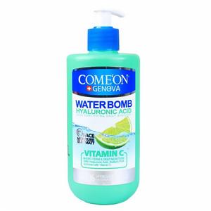 کرم صورت بمب آبرسان کامان COMEON حاوی ویتامین C حجم 500 میل
